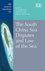 South China Sea Disputes and Law of the Sea