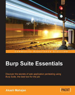 Burp Suite Essentials - Mahajan   Akash