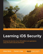 Learning iOS Security - Banks   Allister