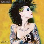 Tattoo Art Wall Calendar 2015 (Art Calendar)