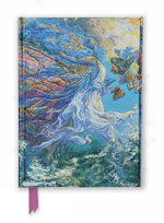 Josephine Wall Joie De Vivre (Foiled Journal) : Flame Tree Notebooks : Number 46 - Flame Tree