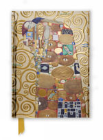 Klimt Fulfilment, Stoclet Frieze (Foiled Journal) : Stoclet Frieze