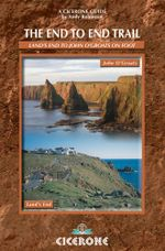 The End to End Trail : A long distance trail from Lands End to John O'Groats - Andy Robinson