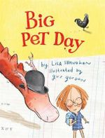 Big Pet Day - Lisa Shanahan