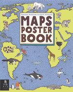 Maps Poster Book - Aleksandra Mizielinski