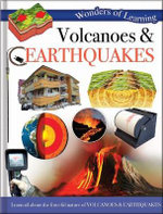 Wonders of Learning : Discover Volcanoes and Earthquakes