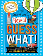 Guess What Quiz Book : Scratch and Reveal Activity Books - Hayley Down