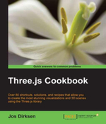 Three.js Cookbook - Dirksen  Jos