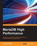 Mariadb High Performance - Pierre Mavro