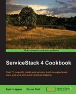 Servicestack Cookbook - Darren Reid