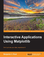 Interactive Applications Using Matplotlib - Root  Benjamin V.