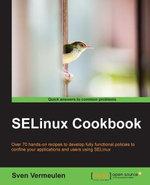 Selinux Cookbook - Vermeulen   Sven