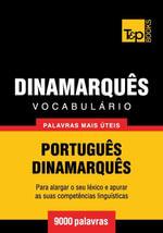Vocabulario Portugues-Dinamarques - 9000 palavras mais uteis - Andrey Taranov