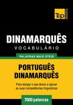 Vocabulario Portugues-Dinamarques - 7000 palavras mais uteis - Andrey Taranov