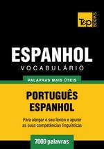 Vocabulario Portugues-Espanhol - 7000 palavras mais uteis - Andrey Taranov