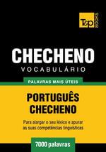 Vocabulario Portugues-Checheno - 7000 palavras mais uteis - Andrey Taranov