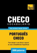 Vocabulario Portugues-Checo - 3000 palavras mais uteis - Andrey Taranov