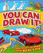 You Can Draw it! - Arcturus Publishing