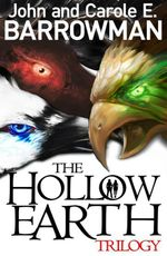 Hollow Earth Trilogy - John Barrowman