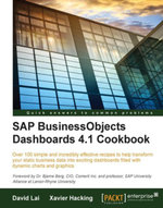SAP BusinessObjects Dashboards 4.1 Cookbook - Lai   David