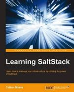 Learning Saltstack - Colton Myers