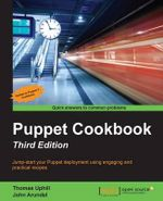 Puppet Cookbook - Thomas Uphill