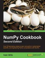 NumPy Cookbook - Second Edition - Idris   Ivan