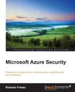 Microsoft Azure Security - Roberto Freato