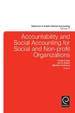 Accountability and Social Accounting for Social and Non-Profit Organizations