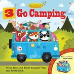 Three Go Camping : 3 Go - Oakley Graham