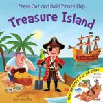 Treasure Island : Junior Press Out and Build - Ben Mantle