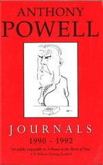 Journals 1990-1992 - Anthony Powell