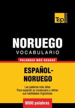 Vocabulario Espanol-Noruego - 9000 palabras mas usadas - Andrey Taranov