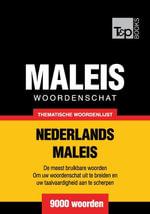 Thematische woordenschat Nederlands-Maleis - 9000 woorden - Andrey Taranov