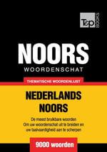 Thematische woordenschat Nederlands-Noors - 9000 woorden - Andrey Taranov