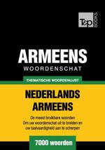 Thematische woordenschat Nederlands-Armeens - 7000 woorden - Andrey Taranov