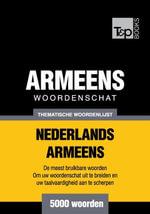 Thematische woordenschat Nederlands-Armeens - 5000 woorden - Andrey Taranov