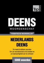 Thematische woordenschat Nederlands-Deens - 5000 woorden - Andrey Taranov