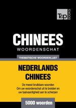 Thematische woordenschat Nederlands-Chinees - 5000 woorden - Andrey Taranov