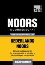 Thematische woordenschat Nederlands-Noors - 5000 woorden - Andrey Taranov