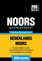 Thematische woordenschat Nederlands-Noors - 3000 woorden - Andrey Taranov