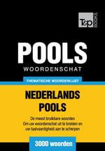 Thematische woordenschat Nederlands-Pools - 3000 woorden - Andrey Taranov