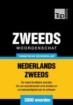 Thematische woordenschat Nederlands-Zweeds - 3000 woorden - Andrey Taranov