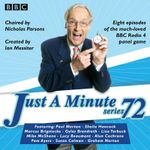 Just a Minute: Series 72 : All Eight Episodes of the 72nd Radio Series - BBC Audiobooks Ltd