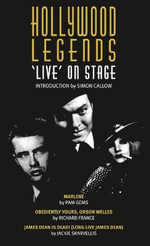 Movie Icons : Live on Stage - Richard France