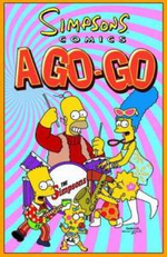 Simpsons Comics A-go-go : Simpsons Comics Big Bonanza - Matt Groening