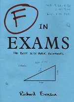F in Exams : The Best Test Paper Blunders - Richard Benson