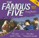 Five on Treasure Island : AND Five on a Secret Trail - Enid Blyton