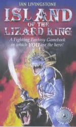 Island of the Lizard King : A Fighting Fantasy Gamebook : Book 17 - Ian Livingstone
