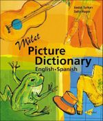 Milet Picture Dictionary (English-Spanish) - Sedat Turhan
